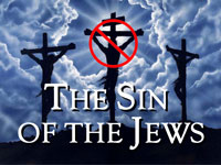 Pastor John S. Torell - sermon on THE SIN OF THE JEWS - Resurrection Life of Jesus Church: Carmichael, CA - Sacramento County
