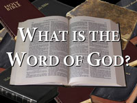 Pastor John S. Torell - sermon on WHAT IS THE WORD OF GOD? - Resurrection Life of Jesus Church: Carmichael, CA - Sacramento County