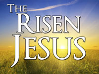 Pastor John S. Torell - sermon on THE RISEN JESUS - Resurrection Life of Jesus Church: Carmichael, CA - Sacramento County