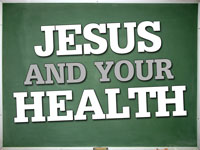 Pastor John S. Torell - sermon on JESUS AND YOUR HEALTH - Resurrection Life of Jesus Church: Carmichael, CA - Sacramento County