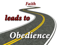 Pastor John S. Torell - sermon on OBEDIENCE LEADS TO FAITH - Resurrection Life of Jesus Church: Carmichael, CA - Sacramento County