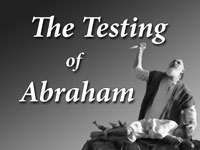 Pastor John S. Torell - sermon on THE TESTING OF ABRAHAM - Resurrection Life of Jesus Church: Carmichael, CA - Sacramento County