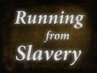 Pastor John S. Torell - sermon on RUNNING FROM SLAVERY - Resurrection Life of Jesus Church: Carmichael, CA - Sacramento County