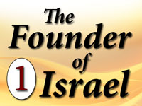 Pastor John S. Torell - sermon on THE FOUNDER OF ISRAEL - Resurrection Life of Jesus Church: Carmichael, CA - Sacramento County