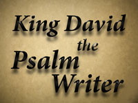 Pastor John S. Torell - sermon on DAVID THE PSALM WRITER - Resurrection Life of Jesus Church: Carmichael, CA - Sacramento County