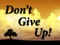 Pastor John S. Torell - sermon on DON'T GIVE UP - Resurrection Life of Jesus Church: Carmichael, CA - Sacramento County