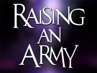 Pastor John S. Torell - sermon on RAISING AN ARMY - Resurrection Life of Jesus Church: Carmichael, CA - Sacramento County