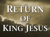 Pastor John S. Torell - sermon on THE RETURN OF KING JESUS - Resurrection Life of Jesus Church: Carmichael, CA - Sacramento County