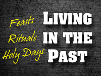 Pastor John S. Torell - sermon on LIVING IN THE PAST - Resurrection Life of Jesus Church