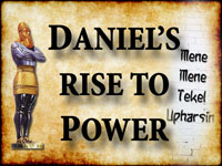 Pastor John S. Torell - sermon on DANIEL'S RISE TO POWER - Resurrection Life of Jesus Church