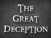Pastor John S. Torell - sermon on THE GREAT DECEPTION - Resurrection Life of Jesus Church