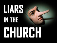 Pastor John S. Torell - sermon on LIARS IN THE CHURCH - Resurrection Life of Jesus Church