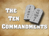 Pastor John S. Torell - sermon on THE TEN COMMANDMENTS - Resurrection Life of Jesus Church
