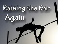 Pastor John S. Torell - sermon on RAISING THE BAR AGAIN - Resurrection Life of Jesus Church