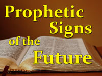 Pastor John S. Torell - sermon on PROPHETIC SIGNS OF THE FUTURE - Resurrection Life of Jesus Church