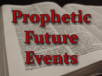 Pastor John S. Torell - sermon on PROPHETIC FUTURE EVENTS - Resurrection Life of Jesus Church