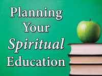Pastor John S. Torell - sermon on PLANNING YOUR SPIRITUAL EDUCATION - Resurrection Life of Jesus Church
