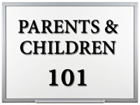 Pastor John S. Torell - sermon on PARENTS & CHILDREN 101 - Resurrection Life of Jesus Church