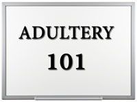 Pastor John S. Torell - sermon on ADULTERY 101 - Resurrection Life of Jesus Church