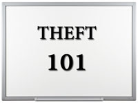 Pastor John S. Torell - sermon on THEFT 101 - Resurrection Life of Jesus Church