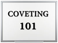 Pastor John S. Torell - sermon on COVETING 101 - Resurrection Life of Jesus Church