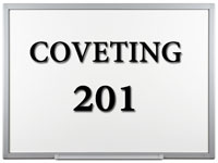 Pastor John S. Torell - sermon on COVETING 201 - Resurrection Life of Jesus Church