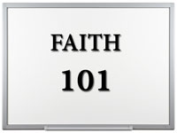 Pastor John S. Torell - sermon on FAITH 101 - Resurrection Life of Jesus Church