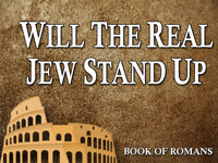 Pastor John S. Torell - sermon on WILL THE REAL JEW STAND UP - Resurrection Life of Jesus Church