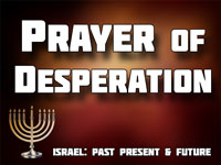 Pastor John S. Torell - sermon on PRAYER OF DESPERATION - Resurrection Life of Jesus Church