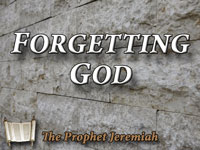 Pastor John S. Torell - sermon on FORGETTING GOD - Resurrection Life of Jesus Church