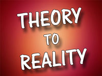 Pastor Charles M. Thorell - sermon on THEORY TO REALITY - Resurrection Life of Jesus Church