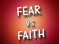 Pastor Charles M. Thorell - sermon on FEAR VS FAITH - Resurrection Life of Jesus Church