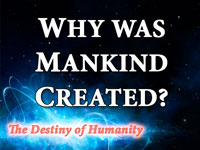 Pastor John S. Torelll - sermon on WHY WAS MANKIND CREATED? - Resurrection Life of Jesus Church