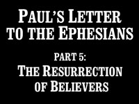 Pastor John S. Torell - sermon on THE RESURRECTION OF BELIEVERS - Resurrection Life of Jesus Church: Carmichael, CA - Sacramento County