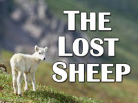 Pastor Charles Thorell - sermon on THE LOST SHEEP - Resurrection Life of Jesus Church: Carmichael, CA - Sacramento County