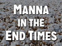 Pastor John S. Torell - sermon on MANNA IN THE END TIMES - Resurrection Life of Jesus Church
