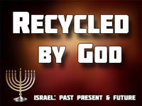 Pastor John S. Torell - sermon on RECYCLED BY GOD - Resurrection Life of Jesus Church