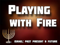 Pastor John S. Torell - sermon on PLAYING WITH FIRE - Resurrection Life of Jesus Church