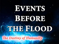Pastor John S. Torelll - sermon on EVENTS BEFORE THE FLOOD - Resurrection Life of Jesus Church