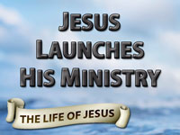 Pastor John S. Torelll - sermon on JESUS LAUNCHES HIS MINISTRY - Resurrection Life of Jesus Church