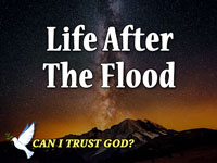 Pastor John S. Torell - sermon on LIFE AFTER THE FLOOD - Resurrection Life of Jesus Church