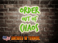 Pastor John S. Torell - sermon on ORDER OUT OF CHAOS - Resurrection Life of Jesus Church