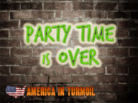 Pastor John S. Torell - sermon on PARTY TIME IS OVER - Resurrection Life of Jesus Church
