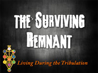 Pastor John S. Torell - sermon on THE SURVIVING REMNANT - Resurrection Life of Jesus Church