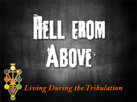Pastor John S. Torell - sermon on HELL FROM ABOVE - Resurrection Life of Jesus Church